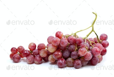 "Bunch of grapes (""Cardinal"" breed)"