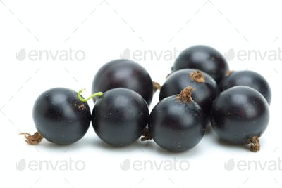 Some blackcurrants