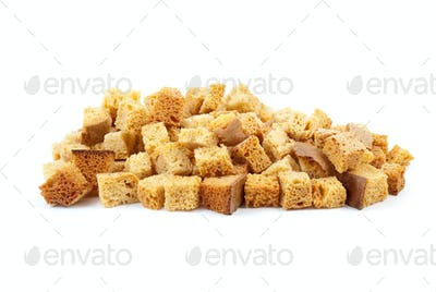 Some dried crusts