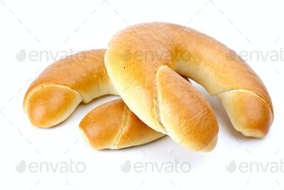 Pair of croissant