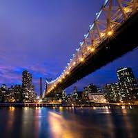 NYC Queensboro Bridge
