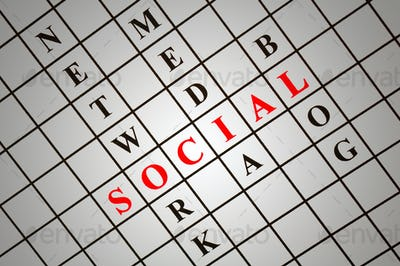 Social Crossword