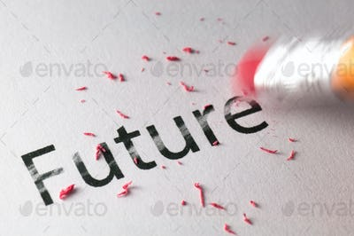 Erasing Future