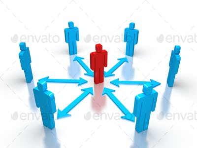 Team Communication with Leader