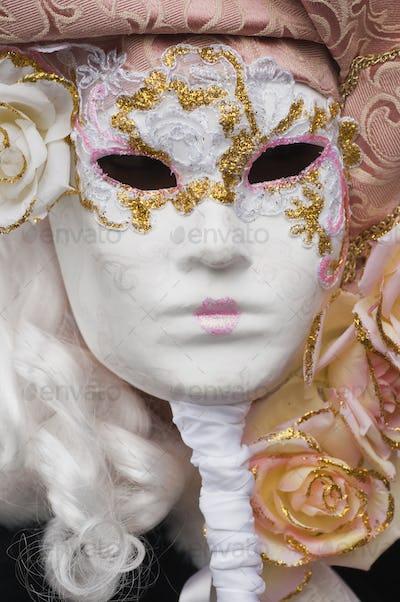 Carnival Mask of Venice