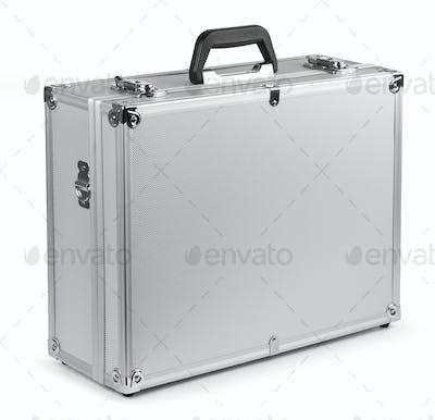 Aluminum safety briefcase