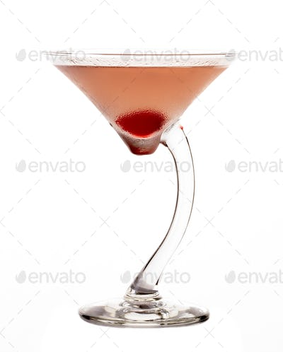 Casablanca rum cocktail