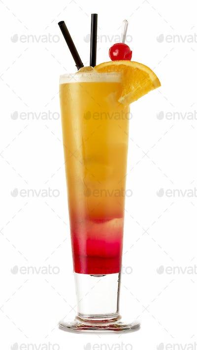 Caribbean mamma rum cocktail