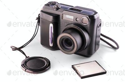 Compact digital camera i