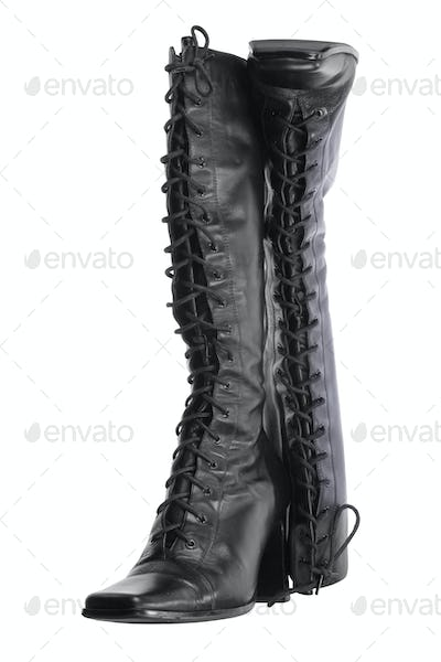 High Ladies Boots