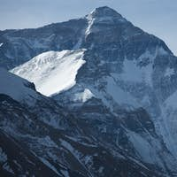 Mount Everest at 8850 m