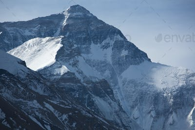 Mount Everest at 8850 m
