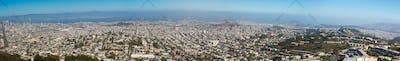 San Francisco panoramic view