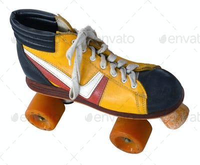Retro Roller Skate