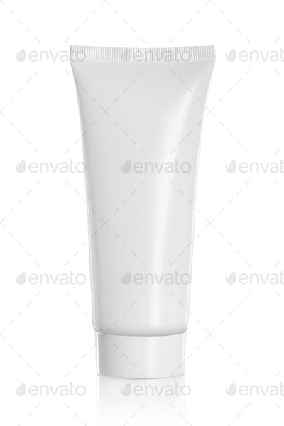 White Product for Cream or gel Cosmetic