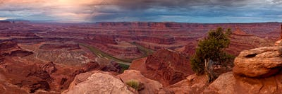 Canyonlands from Dead Horse point, Utah