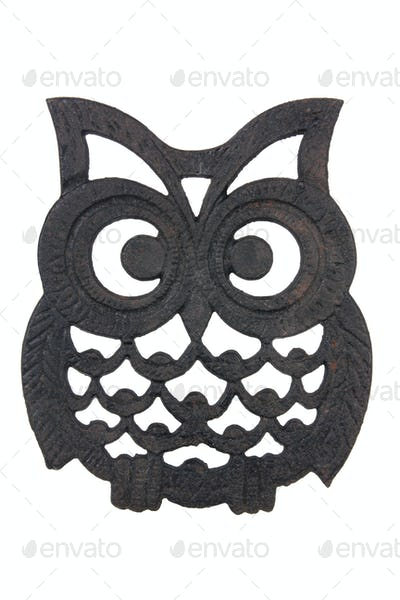 Owl Iron Rest