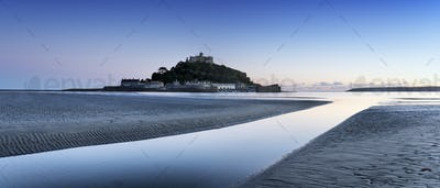 St Michael's Mount in Cornwall