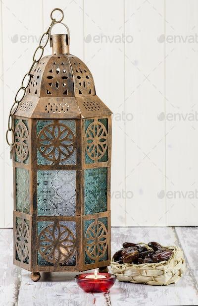 Lantern and Dates