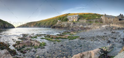 Port Quin in Cornwall