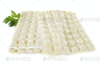 Roman ravioles