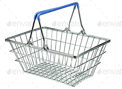 Empty Shopping Basket