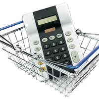 Calculator and Shopping Basket