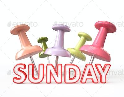 Busy Sunday