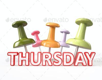 Busy Thursday