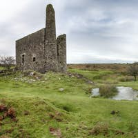 Ruined Cornish Engine House