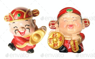 Gods of Prosperity