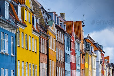 Nyhavn Buildings