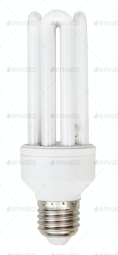 energy-saving tubular type compact fluorescent lamp