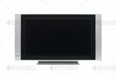 TV monitor isolated