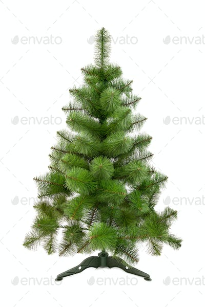 Artificial fir tree