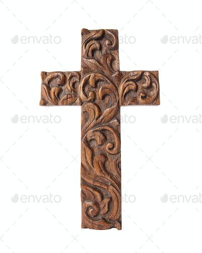 wood crossc