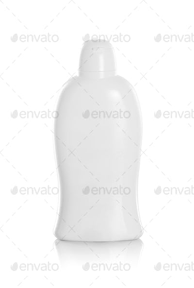 Gel, Foam Or Liquid Soap Plastic Bottle