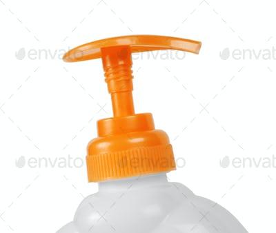 Cap the bottle