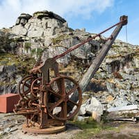 Quarry Winch