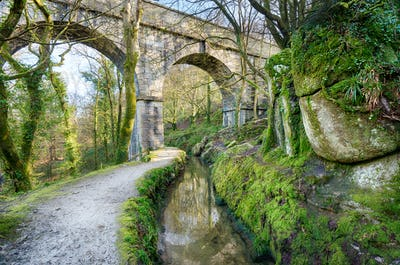 Luxulyan in Cornwall