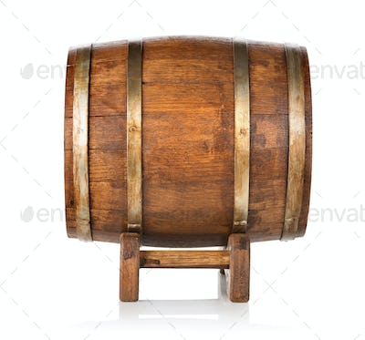 Barrel side view