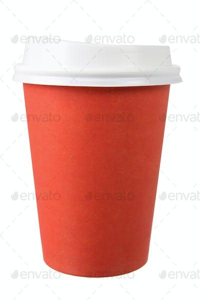 Takeaway Coffee Cup