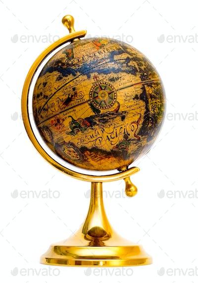 Old style globe