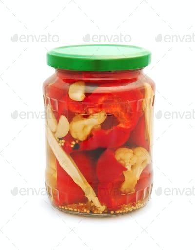 bell pepper pickles