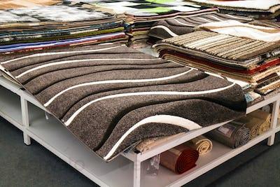 carpets for sale.  shop of carpets