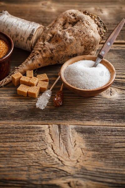 Sugar concept