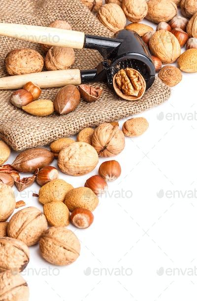 Varieties of nuts