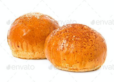 buns isolated