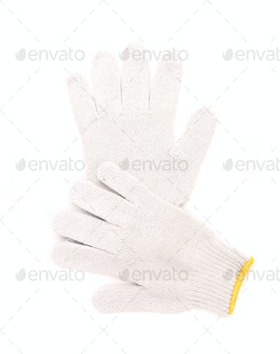 Working gloves.
