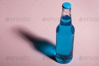 Assorted Organic Blue Craft Sodas